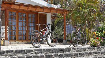 E-Bike zur Unterkunft