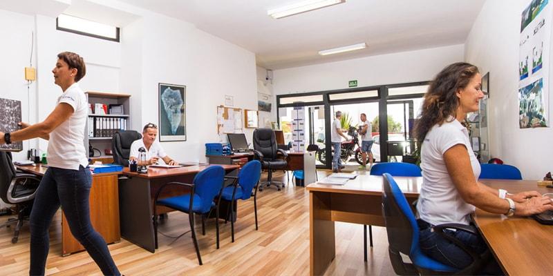 Büro La Palma 24