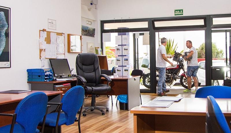 Büro La Palma