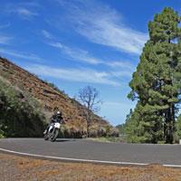 La Palma Motorradtour