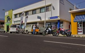 La Palma Auto, Motorrad und E-Bike mieten