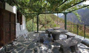 Casa Valpau in der Caldera de Taburiente