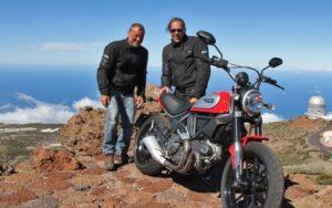 La Palma Motorradtour Kanarische Inseln