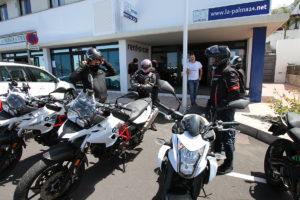 Motorradtour La Palma