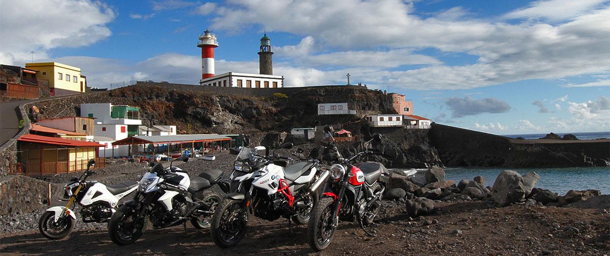 Motorradvermietung Sonderangebote