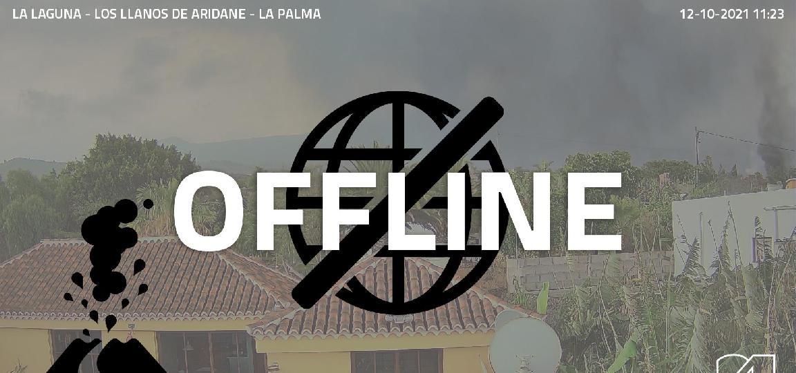 La Laguna - Los Llanos de Aridane Webcam Live